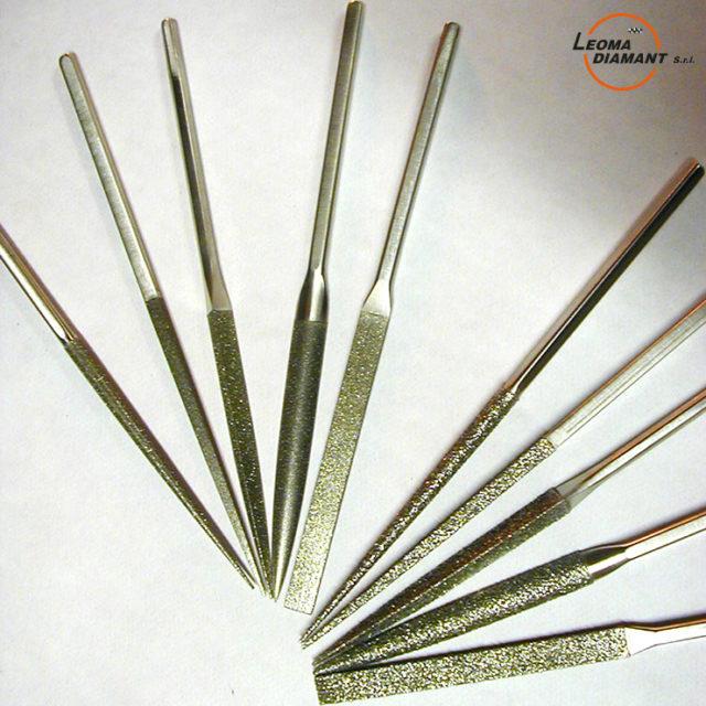 LEOMA DIAMANT - lime diamante elettrodepositato