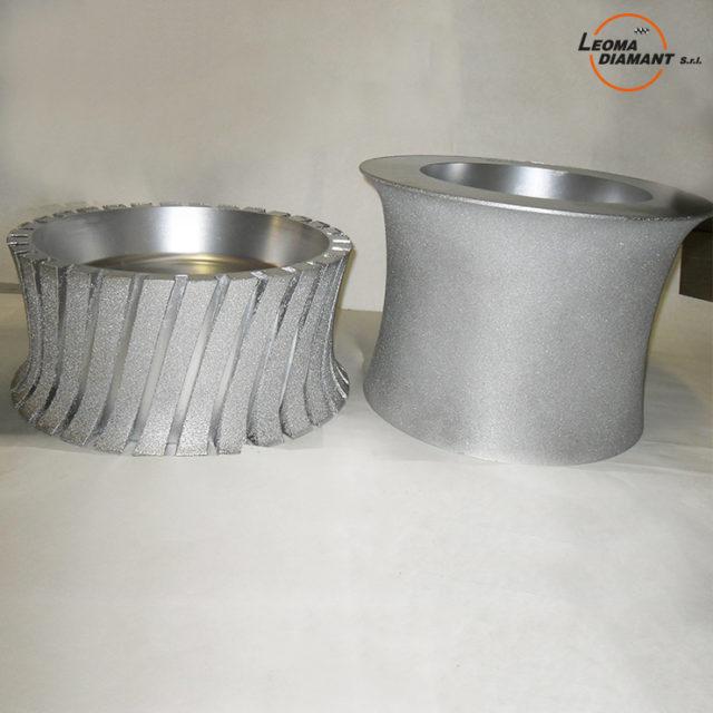 LEOMA DIAMANT - mole per lavorazione marmi diamante elettrodepositato